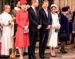 Королевская четверка в Вестминстерском аббатстве