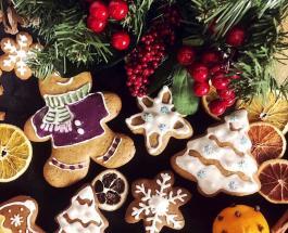 Рождественские пряники без масла: диетический рецепт праздничного десерта