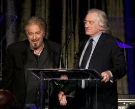 Роберт Де Ниро и Аль Пачино дружат 50 лет: яркие совместные фото знаменитых актеров