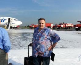 Андрей Разин похудел на 38 килограммов после публичного спора с Андреем Малаховым