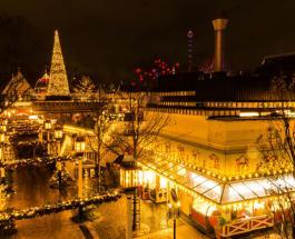 Сказочная атмосфера в Европе: 6 городов обязательных для посещения зимой
