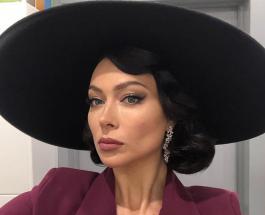 Красавица Настасья Самбурская похвалилась дизайнерскими способностями