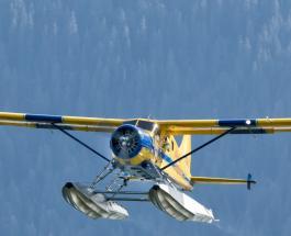 Первый в мире полностью электрический коммерческий самолет совершил пробный полет