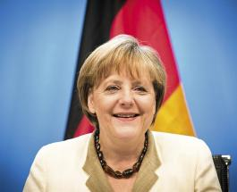 Ангела Меркель признана самой влиятельной женщиной в мире по версии Forbes