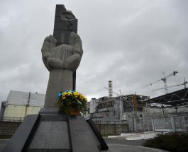 Владимир Зеленский почтил память участников ликвидации последствий аварии на ЧАЭС