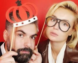 Муж Полины Гагариной посмеялся над статьей об уходе жены к другу Екатерины Варнавы