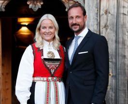 Рождественская открытка королевской семьи Норвегии: новое фото монарших особ
