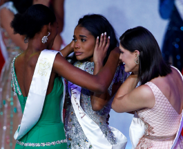 Реакция девушки из Нигерии на победу
