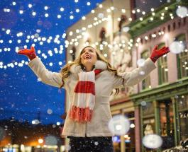 Звездный Новый год: яркие фото знаменитостей которые активно готовятся к празднику