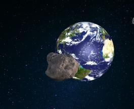 Астероид диаметром 620 метров пролетит мимо Земли в День подарков