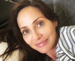 44-летняя Натали Имбрулья выглядит превосходно через два месяца после родов