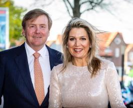 Рождественская открытка королевской семьи Нидерландов: яркие наряды Максимы и ее дочерей