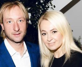 Евгений Плющенко купил седьмую собаку чем удивил Яну Рудковскую
