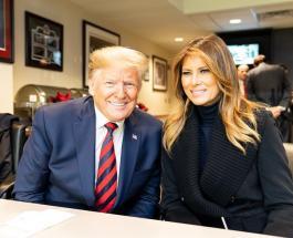 Рождество семьи Трампов: родные президента США поделились праздничными фото