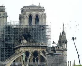 Собор Парижской Богоматери начнут реставрировать не раньше 2021 года