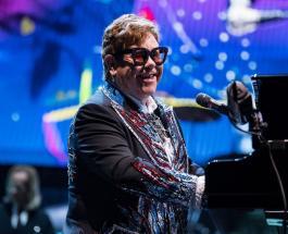 Элтон Джон получил Орден Кавалеров Почета за выдающиеся заслуги в музыкальной сфере