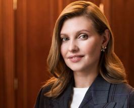 Елена Зеленская рассказала как планирует поездки в общеобразовательные учреждения