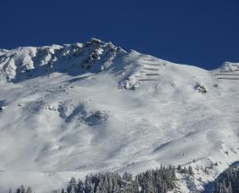Снежная лавина накрыла отдыхающих в Доломитовых Альпах: есть жертвы