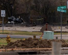 Один человек погиб в результате крушения частного самолета в пригороде столицы США