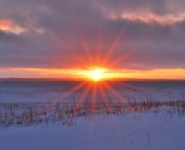 Самая длинная ночь и самый короткий день 2019 года: интересные факты о зимнем солнцестоянии