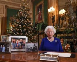 Королевская семья на Рождественском богослужении: фото Елизаветы II и ее родных