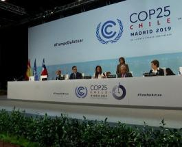 Климатическая конференция в Испании: ЕС выделяет триллион евро на экологию