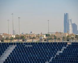 Diriyah Arena: в Саудовской Аравии за 2 месяца построили стадион на 15 000 мест