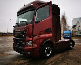 Новый КамАЗ Continent: внешний вид и возможности российского грузовика будущего