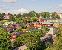 Городок, в котором русский царь даровал свободу финнам
