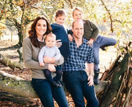Королевское видео: принц Уильям и Кейт Миддлтон оглянулись на уходящий 2019-й