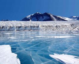 Глубочайшая впадина на суше Земли найдена в Антарктиде