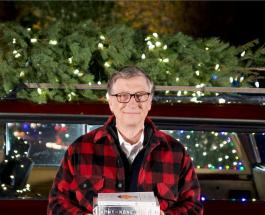 Что почитать на зимних каникулах: топ-5 книг, рекомендованных Биллом Гейтсом