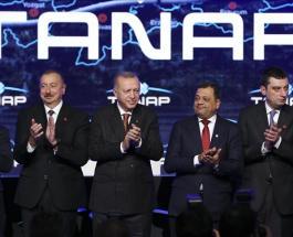 В Европу пошел газ из Азербайджана: газопровод TANAP начал работу