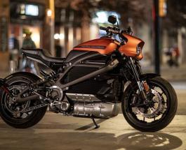 В канун Нового года стартовали продажи первого в истории электробайка Harley-Davidson