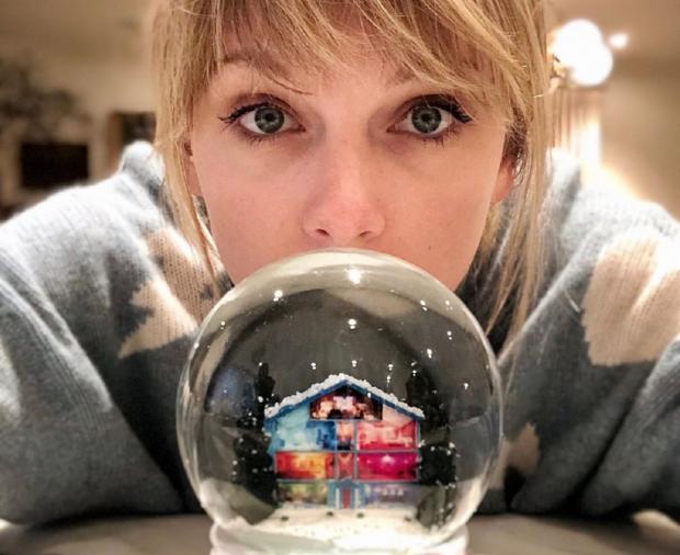 Тейлор Свифт анонсировала премьеру новой песни забавным роликом с домашними животными