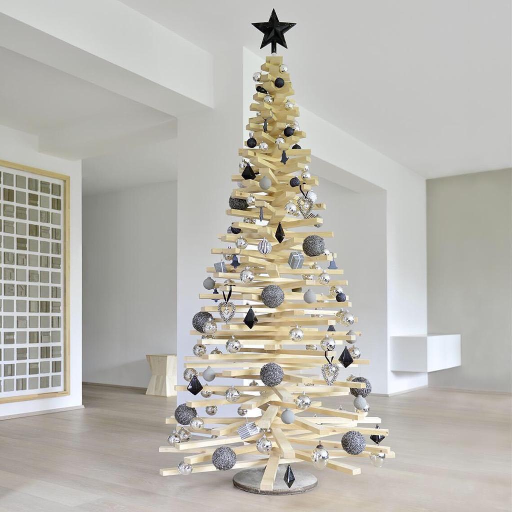 идея для новогодней елки фото