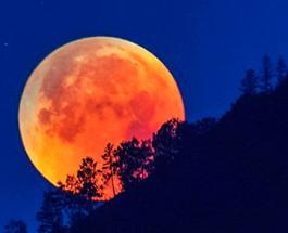 Лунное затмение 10 января 2020: три обряда на привлечение удачи, богатства и благополучия