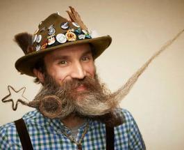 Чемпионат мира по бороде и усам 2019: фото брутальных участников конкурса