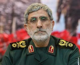 Новым главнокомандующим Сил Кудс в Иране назначен бригадный генерал Эсмаил Гаани