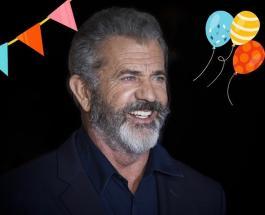 Мел Гибсон отмечает день рождения: 5 лучших фильмов с участием знаменитого актёра