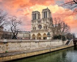 Французские архитекторы хотят сделать шпиль Нотр-Дама из дерева вопреки желанию президента
