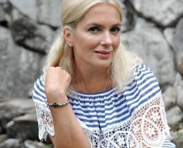 Мария Порошина в образе шатенки: с каким цветом волос актрисе лучше