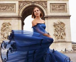 Мерьем Узерли в красивом платье с вышивкой получила премию Лучшая киноактриса