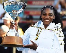 Серена Уильямс выиграла первый крупный турнир за 3 года после рождения дочери