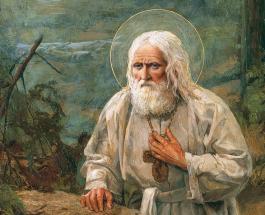 Праздники 15 января: День памяти преподобного Серафима Саровского