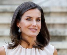 Красивая и стройная королева Летиция: жена короля Испании впечатлила внешним видом