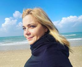 Маленькая Ирина Пегова очаровала фанатов: актриса показала любимое фото из детства