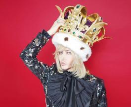 Мадонна в короне как у Сергея Зверева: стилист напомнил свое обещание двухлетней давности