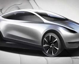 Илон Маск показал прототип новой Tesla Model в китайском стиле