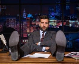 Иван Ургант состриг «хохолок»: почти лысый телеведущий понравился поклонникам